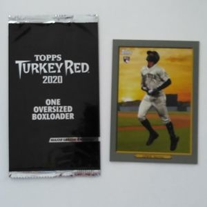2020 Topps Turkey Red Kyle Lewis RC